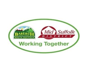 Babergh Mid Suffolk council logo