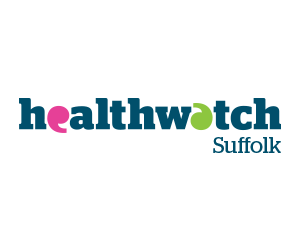 Healthwatch Suffolk logo
