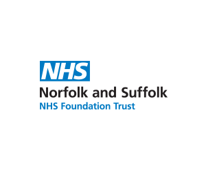 Norfolk & Suffolk NHS logo