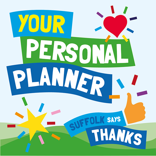 Your personal Planner graphic